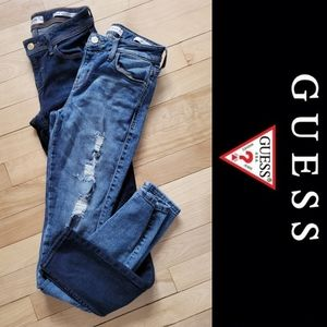 2x GUESS jeans